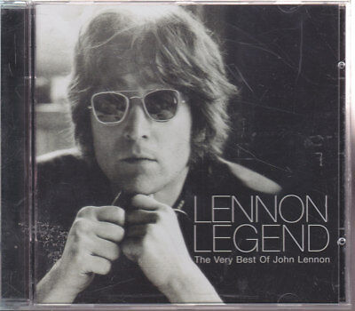 "JOHN LENNON ""Lennon Legend - The Very Best Of"" CD"