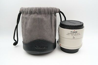 Canon Extender EF 2X II for 70-200mm 100-400mm 135mm 200mm 300mm e altri........