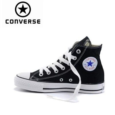 Converse SCARPE All Star Shoes alte Uomo Donna Unisex chuck Taylor  originali!