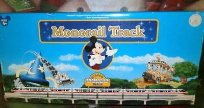 Walt Disney World Parks Curved Monorail Track Never Opened Nib