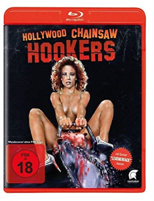 Ray,fred Olen-Hollywood Chainsaw Hookers (Bl - (German I (Uk Import) Blu-Ray New