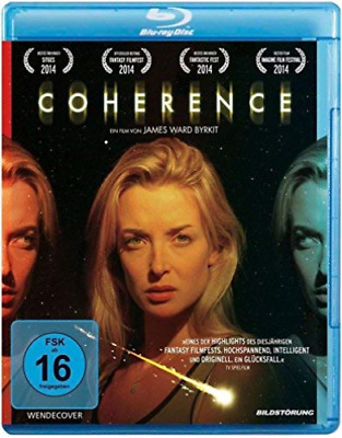 Byrkit,james Ward-Coherence (Blu-Ray) - (German Import) (Uk Import) Blu-Ray New