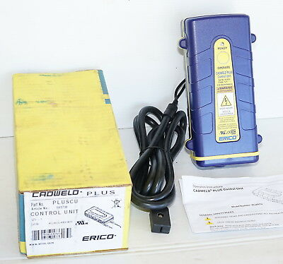 Erico Cadweld PLUSCU Electronic Ignition Igniter for Fusion Welding
