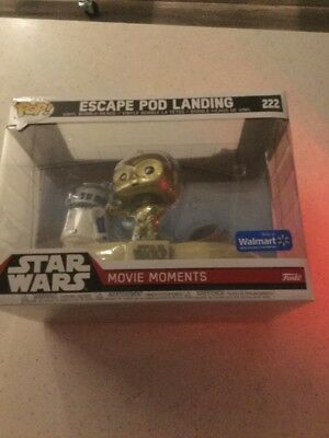 Funko Pop! Star Wars Movie Moments Escape Pod Landing