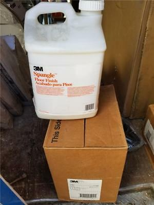 LOT OF 2 ~ 3M™ Spangle™ Floor Finish  2.5 GALLON IN EACH BOTTLE BRAND NEW