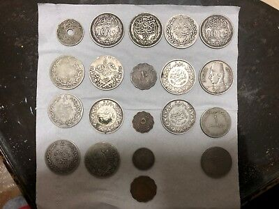 Rare Old Egyptian Coins