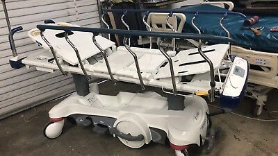 Stryker Stretcher 1115 Big Wheel Medical Transporter 700lbs-Capacity