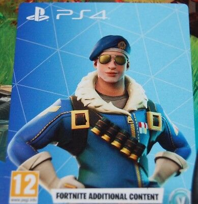 EU Region Fortnite BOMBER ROYALE Outfit Skin + 500 V-Bucks Epic Exclusive CODE