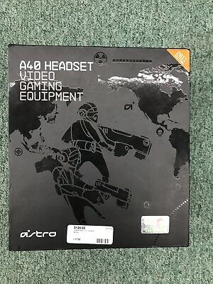 ASTRO Gaming A40 TR Headset + MixAmp Pro TR for PS4, PS3, PC