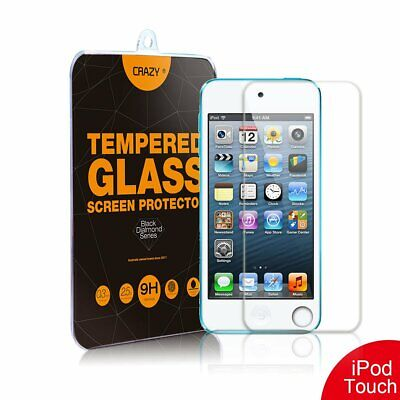 Premium Tempered Glass Screen Protector For Apple iTouch 5/6