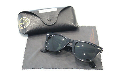 Excellent Condition - RayBan Wayfarer RB2140 901 50-22 3N Unisex Sunglasses