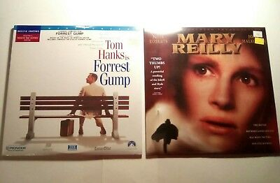 Factory sealed lot of 14 mainstream movies on laserdisc