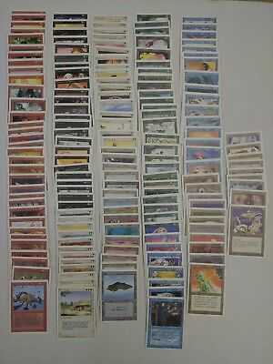 Magic The Gathering X171 Revised Lot 3Rd Edition Mtg Reserved List Rares *