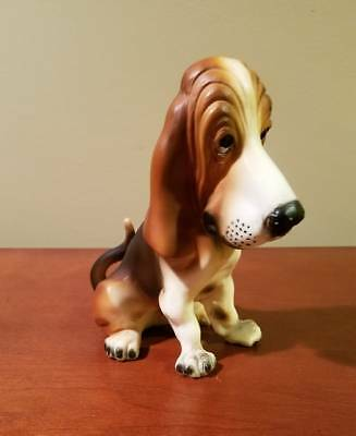 Vintage Breyer Basset Hound Dog K9 Puppy Toy Figure USA Made