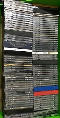 Classic Rock Best of & Greatest Hits Collection 100 CD's (list in description)