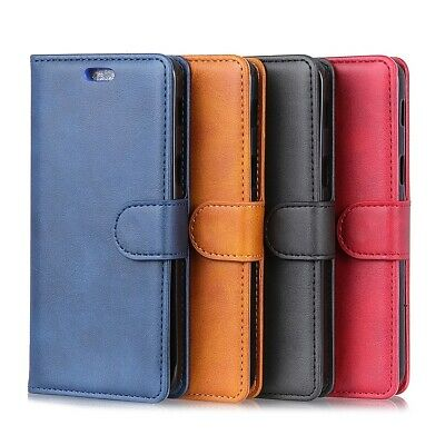 PU Leather Case For Alcatel 1X 3 3C 3V 3X 5 Full Cover Stand Flip Case Card Slot
