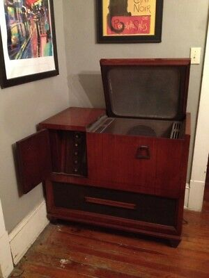 1948 Philco 2500 Projection TV, For parts or Restoration