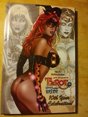 Tarot: Witch of the Black Rose Vol 1, Limited Edition 10th Anniversary Hardcover
