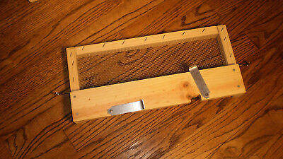 Moving and Robbing Screen 10 Frame Beekeeping Equipment entrance reducer