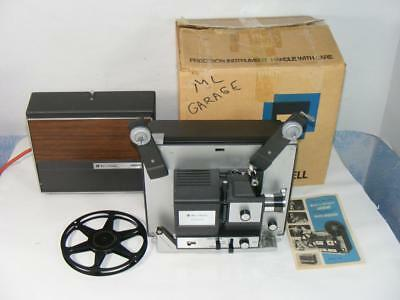 Bell Howell Autoload Model 466 B 8mm Super 8mm Projector Tested Works Great