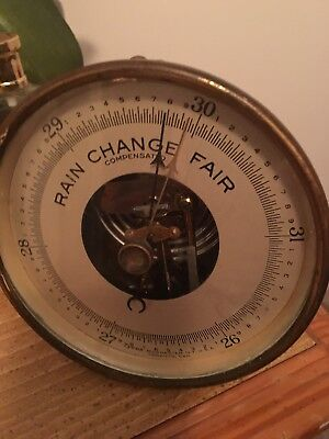 Antique Tycos Barometer