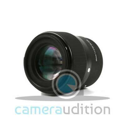 Genuino Sigma 56mm f/1.4 DC DN Contemporary Lens for SonyE