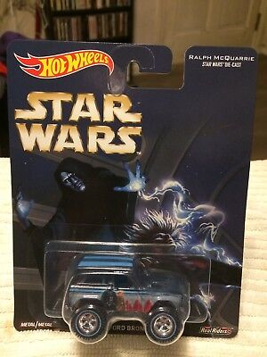 2016 Hot Wheels Pop Culture Star Wars '67 Ford Bronco
