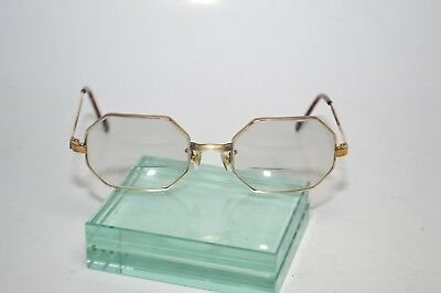 19edf0a436 VINTAGE COTTET 2 Frames Gold Filled Prescription Eyeglasses -  99.99 ...