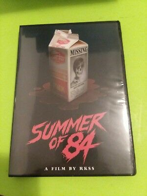 Summer of 84 (Brand New) (2018) (DVD)
