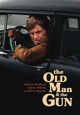 The Old Man and the Gun (2018), DVD