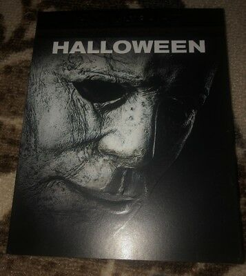 Halloween (2018) 4K UHD/1080p BD W/ Slipcover No UV Never Watched Free US Ship