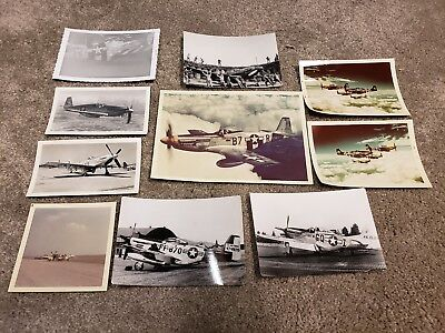 North American P-51 Mustang Photo Collection 10 Pictures