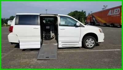 2011 Dodge Grand Caravan Express VAN WHEELCHAIR HANDICAP DODGE CARAVAN 2011 Express Used 3.6L V6 24V Automatic