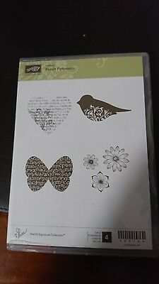 Stampin Up Punch Potpourri