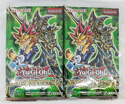 24x YUGIOH DUELIST PACK YUGI DPYG UNSEARCHED BOOSTER PACK LOT (FACTORY SEALED)