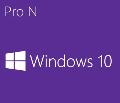Win 10 Pro N 32/64 Bits Original Multilanguage Digital Key