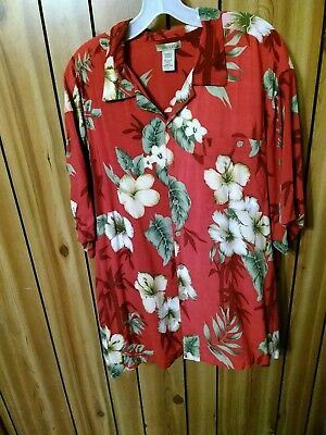 Vintage Man's Hawaiian Shirt