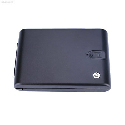 DBBB Fingerprint Safe Box Portable Car Safe Box Handgun Valuables Fingerprint