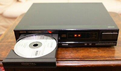 SANYO  CP33  cd player