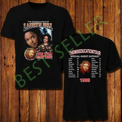 New The Miseducation of Lauryn Hill 20th Anniversary Tour Dates 2019 T-Shirt
