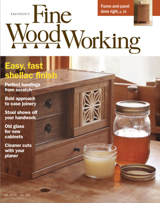 Fine Woodworking Magazine Collection Dvd-Rom