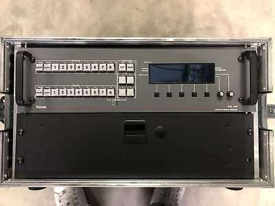 EXTRON - SGS 408 Component/RGB Seamless Switcher & Scaler + RCP1000 ohne Case