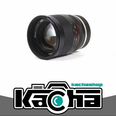 NUOVO Samyang 50mm F1.2 AS UMC CS Lens for Sony E Mount