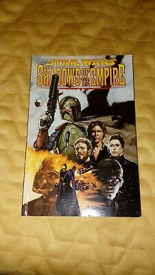 Graphic Novel: Star Wars: Shadows of the Empire