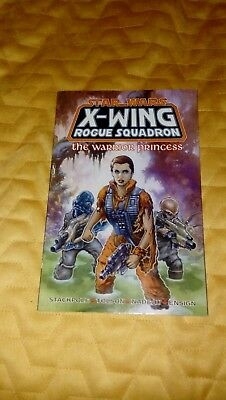 Graphic Novel: Star Wars Rogue Squadron: The Warrior Princess