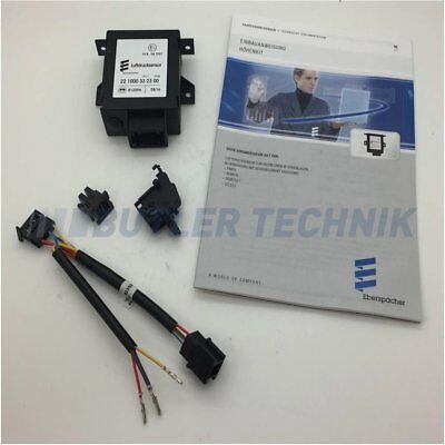 Eberspacher Airtronic & Hydronic heater high altitude kit | 221000332200