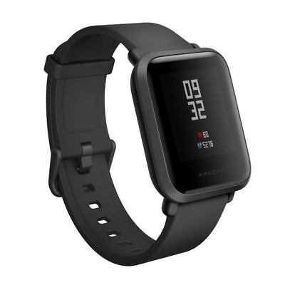 Original Xiaomi Huami AMAZFIT Bip Smart Sport Watch Youth Edition GPS IP68 Black