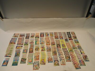 Topps Lot (184) Count Garbage Pail Kids Red Letter Cards Near Mint Condition