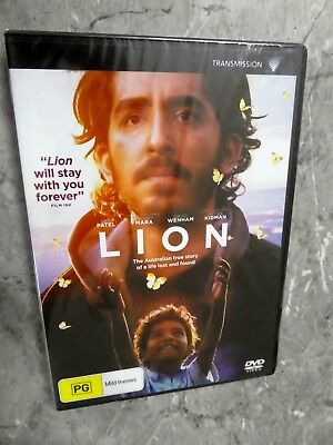 Lion, Australian film (DVD, Region 4) NEW, p8