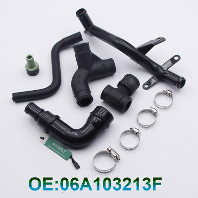 Engine Breather Hose VW Passat 3B SKODA Superb 3U 1.8T /& 1.8T 20V EAP™